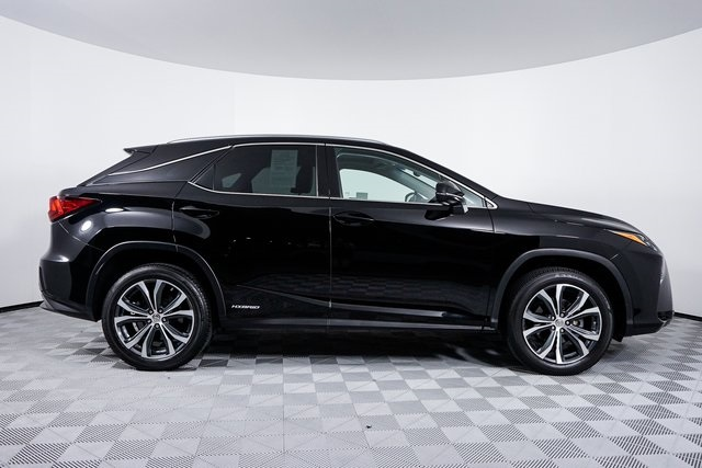 Certified Pre-Owned 2016 Lexus RX 450h