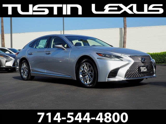 New 2019 Lexus LS 500 Base