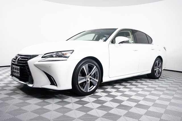 Certified Pre-Owned 2017 Lexus GS 350