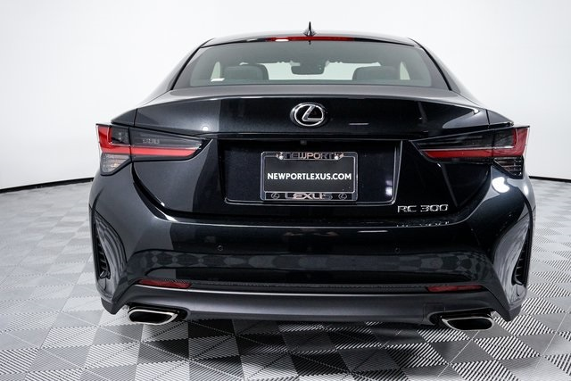 New 2019 Lexus RC 300