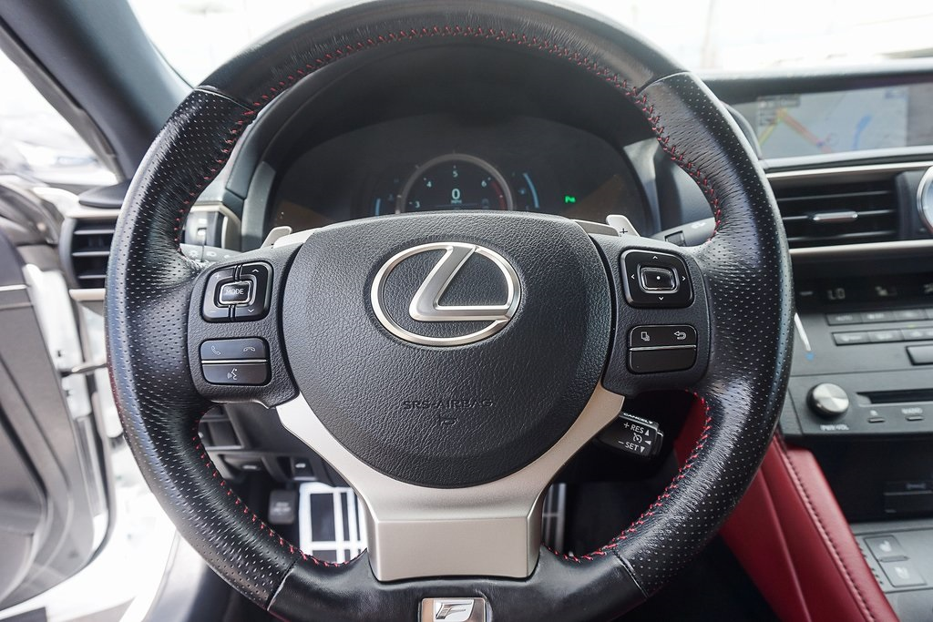 Certified Pre-Owned 2017 Lexus RC 200t