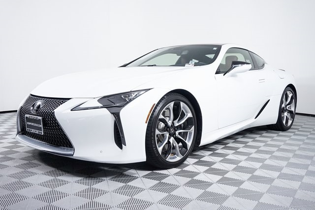Certified Pre-Owned 2018 Lexus LC 500