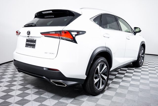 New 2020 Lexus NX 300 Base
