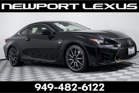 Certified Pre-Owned 2019 Lexus RC F